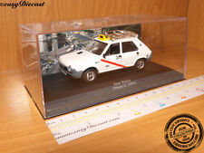 SEAT RITMO TAXI CAB 1:43 MADRID (SPAIN) 1980 MINT!!!