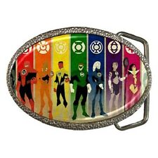 Superhero Green Lantern Belt Buckle Free Shipping