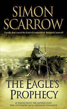 Simon Scarrow The Eagle's Prophecy (Roman Legion 6) Very Good Book