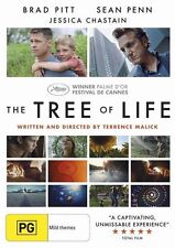 The Tree Of Life : NEW DVD