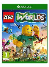 (Preorder) LEGO Worlds | Xbox One