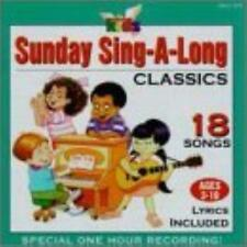 Various Artists Sunday Sing-A-Long Classics CD