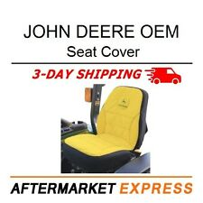 John Deere Tractor Cloth Seat Cover Size Large. FREE 3 DAY SHIPPING!