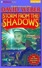 Saganami: Storm from the Shadows 2 by David Weber (2016, CD, Unabridged)