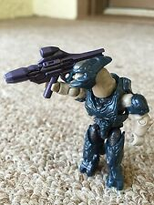 Halo Mega Bloks Covenant Weapons Customizer Pack Figure # 1 W/ Launcher CNH22