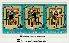 2012 AFL Teamcoach Trading Cards Prize Team set Port Adelaide (3)