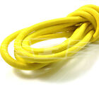6mm x 5 METERS, YELLOW STRONG ELASTIC BUNGEE ROPE SHOCK CORD TIE DOWN FREE POST