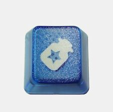 Translucent Mana Bottle Novelty Doubleshot Cherry MX Keycaps / Key cap