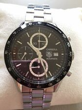 Tag Heuer Grand Carrera Calibre 16 - with authencity card and box - AS NEW
