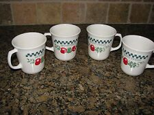 Corelle  Farm Fresh mugs   Used