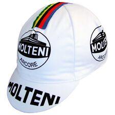 Casquette Molteni équipe Eddy Merckx vélo vintage tour de france rétro cycle