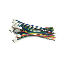 5 sets Micro JST SH 1.0mm 6Pin Female Connector with Wire and Male Connector