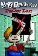The X'ed-Out X-Ray (A to Z Mysteries), Ron Roy, Good Condition, Book