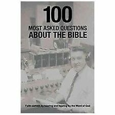 100 Most Asked Questions About the Bible, Reese Jr., Pastor James R., Good Book