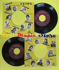 LP 45 7'' CLAUDIO VILLA Campanone di piazza s.pietro Messico 1958 no cd mc dvd*