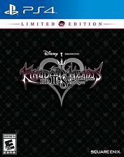 Kingdom Hearts HD 2.8 Final Chapter Prologue Limited Edition PS4 *Free Shipping*