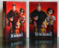 THE INCREDIBLES [Blu-Ray], Limited 1300, (STEELBOOK) Lenticular [B2]~/ Region A