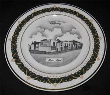 Decor Art Creations Plate The Irish Pride Collection CLIFFONEY MAIN STREET 1/75