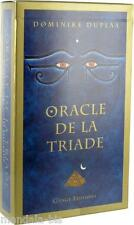 Oracle de La Triade (Oracle of the Triad) Divination, 57 Cartes avec Livret