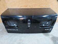 06-09 Lincoln MKZ Trunk Lid Tail Gate Hatch Panel Assembly NO LOCK BLACK OEM