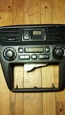 HONDA ACCORD  A/C HEATER CLIMATE TEMPERATURE TEMP UNIT CONTROL CLOCK OEM