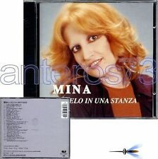 "MINA ""IL CIELO IN UNA STANZA"" RARO CD CGD 1991 SEALED"