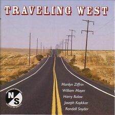 Travaling West: Vocal and Instrumental Music by American Composers, New Music