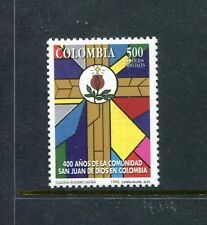Colombia 1121, MNH, Community of St John of God in Colombia 1996. x23481