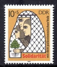 Germany / DDR - 1982 Solidarity with Palestine Mi. 2743 MNH