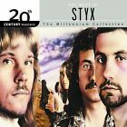 20th Century Masters - The Millennium Collection: The Best of Styx by Styx...