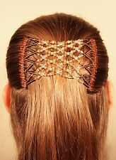 Magic Hair Clip EZ double comb Over 25 Different Hair styles for Women/Ladies kj