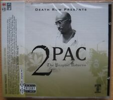 2 PAC - TUPAC - LOYAL TO THE GAME - RUSSIA RUSSIAN CD DEATH ROW IMPORT RUSSIE