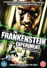 THE FRANKENSTEIN EXPERIMENT - DVD - REGION 2 UK