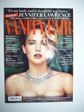 Magazine mode fashion VANITY FAIR UK #651 november 2014 Jennifer Lawrence