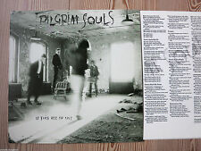 PILGRIM SOULS - Is This All Of Us ?   Vinyl LP