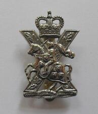 BRITISH ARMY CAP BADGE. THE HIGHLAND YEOMANRY.