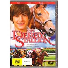 DVD THE DERBY STALLION Zac Efron Bill Cobbs Family Horse REGION 4 PAL [BNS]