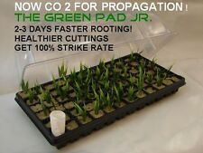 The Green Pad Jr. Co2 Generator, 10 Pack - Co2 for Cuttings & Seedlings
