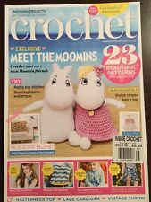 Inside Crochet Meet Moomins Beautiful Patterns Projects #66 2015 FREE SHIPPING!
