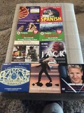 9 ASSORTED PROMOTIONAL NEWSPAPER DVD's