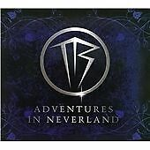 The Reasoning - Adventures in Neverland (2012)  CD  NEW/SEALED  SPEEDYPOST