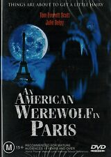 An American Werewolf in Paris, Things are about to get a little hairy. BRAND NEW