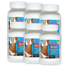 6 GARCINIA CAMBOGIA EXTRACT EXTREME PURE 60% HCA DIET WEIGHT LOSS MAX POWDER