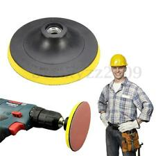 125mm/5'' Backing Pad Hook & Loop Pad Without Drill Attachment Sanding Disc