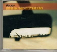(BN800) Riva, Setting Sun - 1999 DJ CD