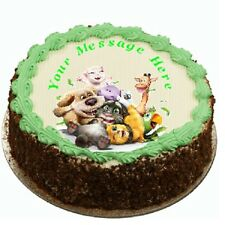 Talking Tom and friends edible Cake topper image icing FONDANT birthday, party