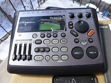 Roland TD8 Percussion Sound Module electronic drums brain