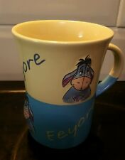 Dinsney Store Exclusive winnie the pooh and friends Eeyore 3d mug cup