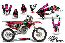 AMR Racing Honda CRF250X # Graphic Kit Bike Decal Wrap Sticker Part 04-13 FRENZY
