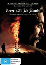 THERE WILL BE BLOOD  2007 = DANIEL DAY LEWIS =  PAL 4 = SEALED